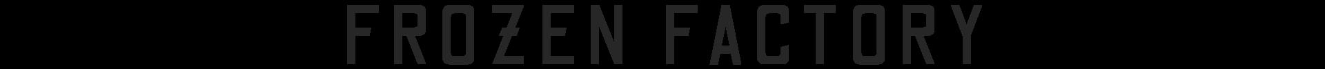 Frozen Factory (logo) - Alternative Rock From Helsinki, Finland